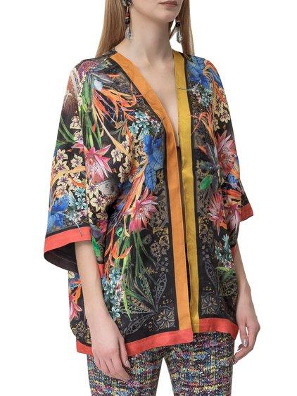 Kimono with Print image