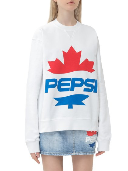 D2 x Pepsi Sweatshirt with Print image