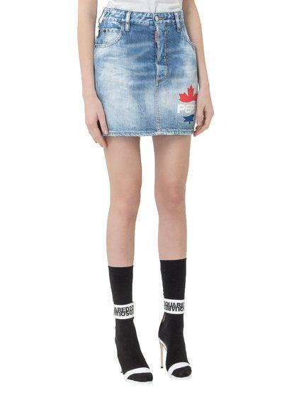 D2 x Pepsi Skirt with Print image
