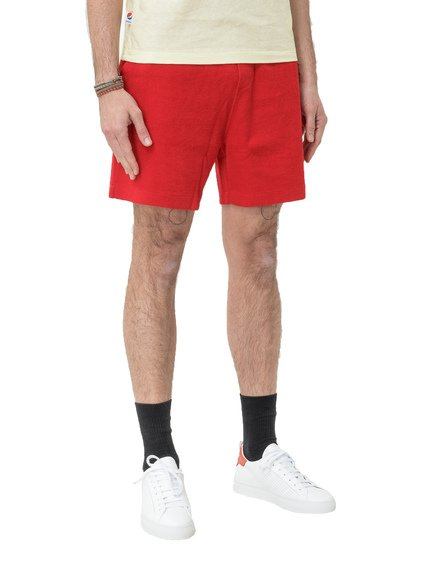 D2 x Pepsi Bermuda Shorts with Logo image