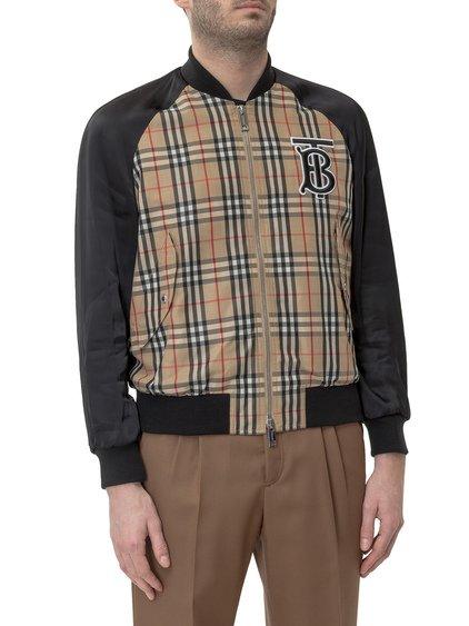 Harlington Bomber Jacket image