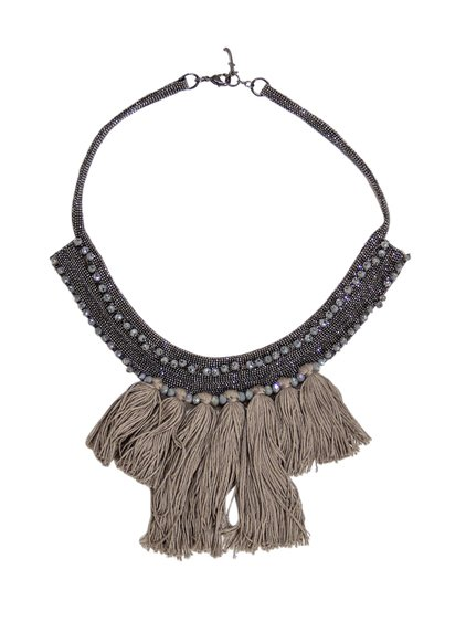 Giorgia Necklace with Tassels image