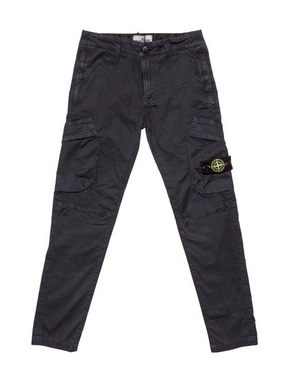 Trousers with Patch Logo image