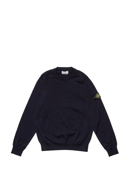 Sweater with Patch Logo image
