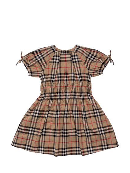 Checked Dress image