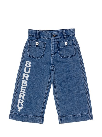 Logoed Jeans image