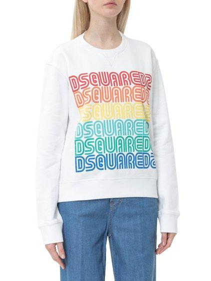 Sweatshirt with Print. image