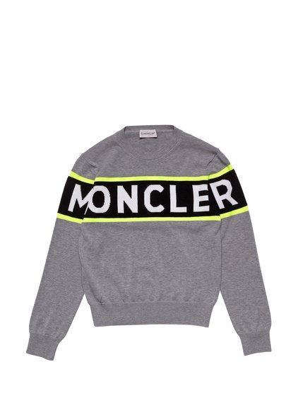 Sweater with Brand Signature image