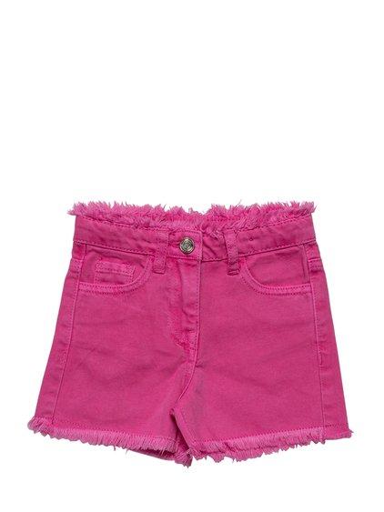 Fringed Shorts image