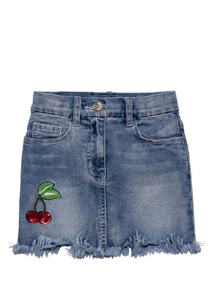 Fringed Skirt image