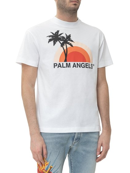 Sunset T-shirt image