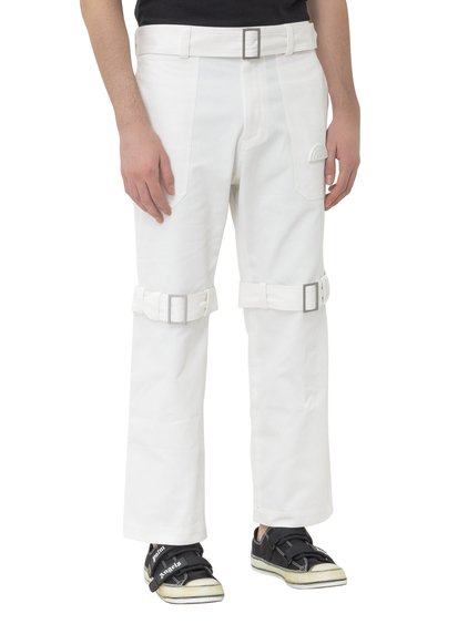 Trousers with Belt image