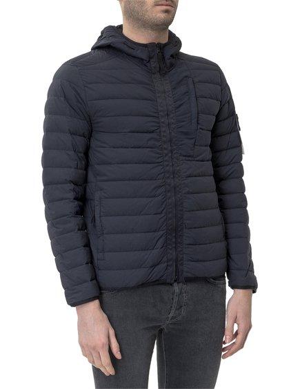 Loom Woven Down Jacket image