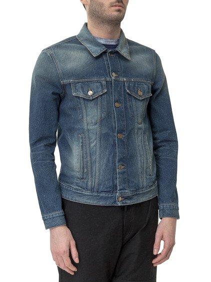 Sarape Knit Patch Jacket image