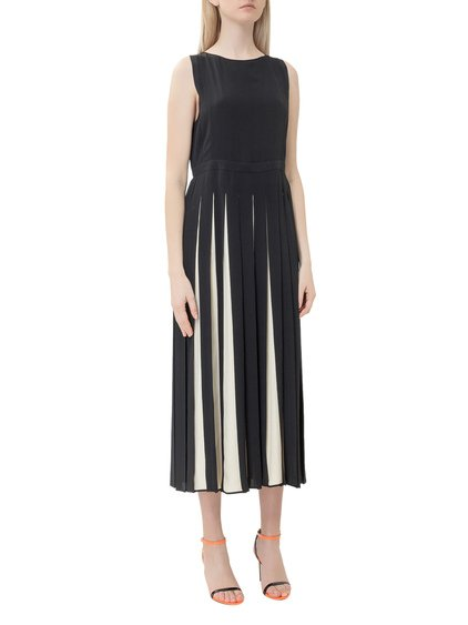 Pleated Dress image