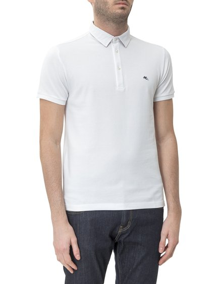 Polo Shirt with Embroidery image