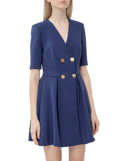 Dress with Buttons image