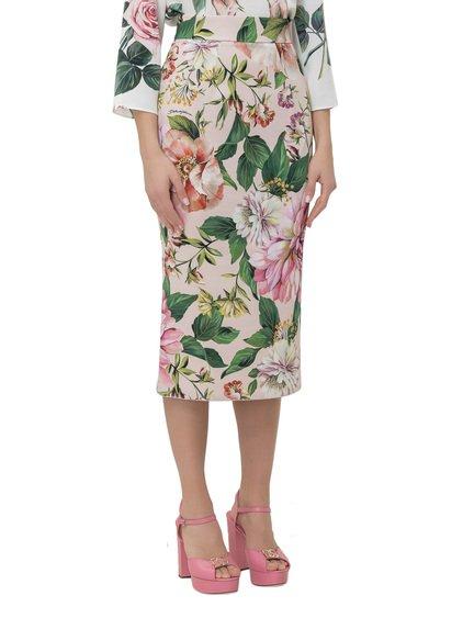Skirt with Print image