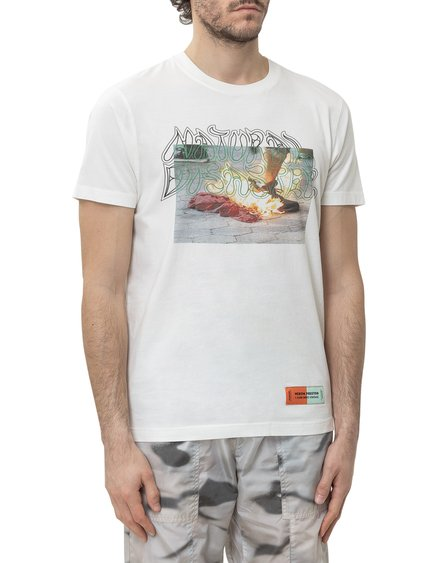 Sami Miro T-shirt with Print image