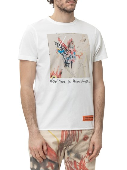 Robert Nava T-shirt with Print image