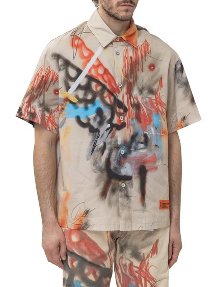 Robert Nava Shirt with Print image