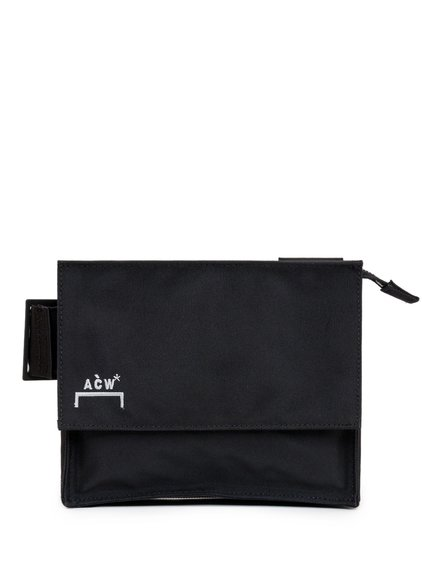 Shoulder Bag with Logo image
