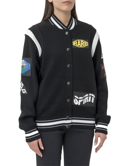 Jacket with Patch image