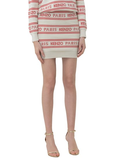 Skirt with Logo image