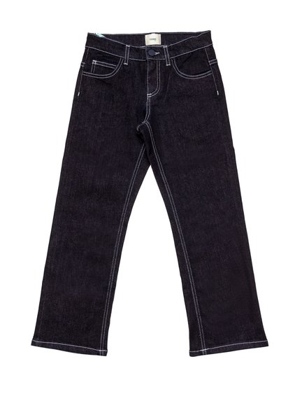 Jeans with Embroidery image