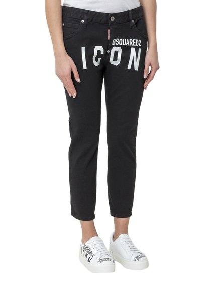 Cool Girl Cropped Jeans image