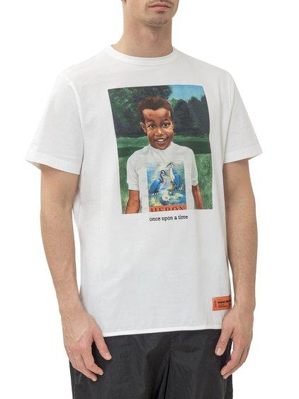 Baby Heron T-shirt image