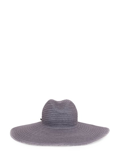 Wide-Brim Fedora Hat image
