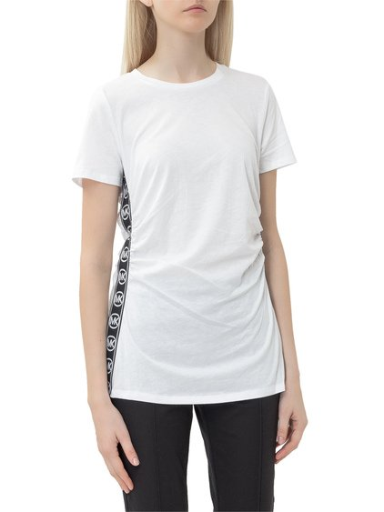 T-shirt with Logo Inserts image