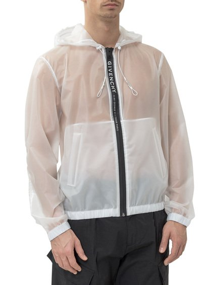 Jacket in Technical Fabric image