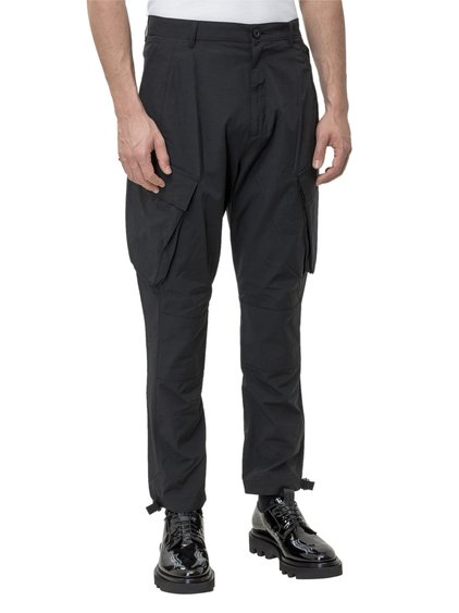 Trousers with Straps image
