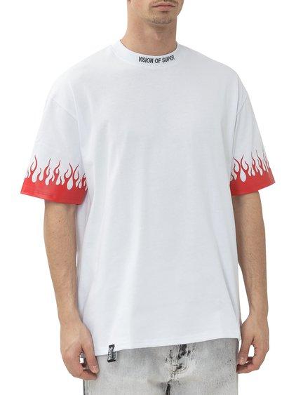 Flames T-shirt image