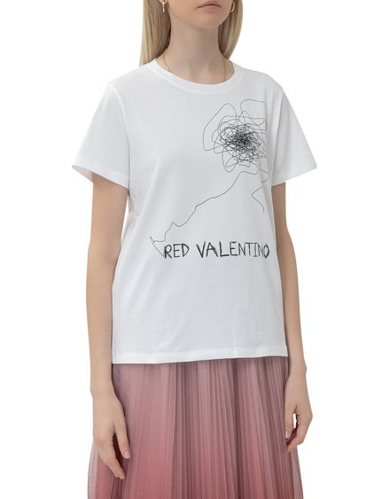 T-shirt with Print image