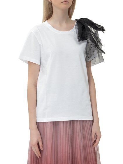 T-shirt with Bow image