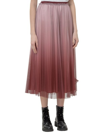 Skirt with Tulle image