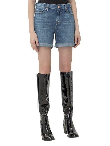 Shorts with Turm-ups image