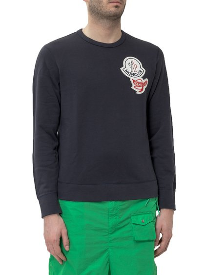 2 Moncler 1952 Sweatshirt with Logo Patch image
