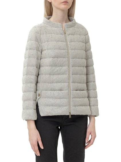 Down Jacket with Applications image