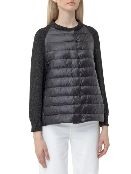 Down Jacket with Insert image