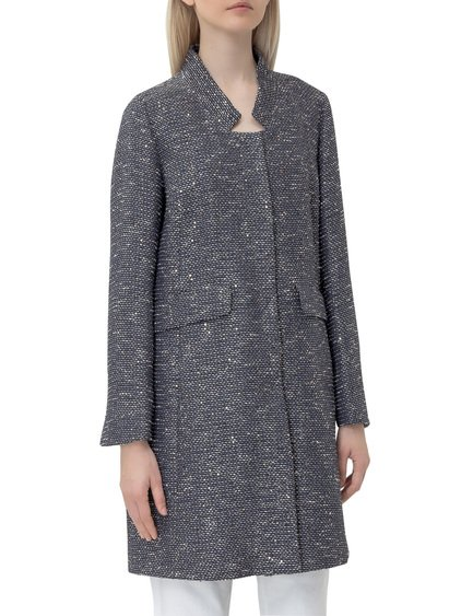 Tweed Coat image