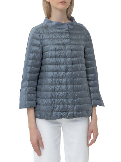 Down Jacket with Bands image