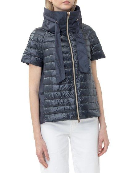 Asymmetric Down Jacket image