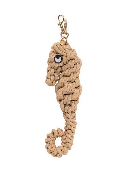 Keychains Woven Seahorse image