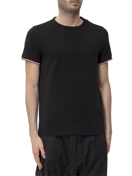 T-shirt with Contrast Profiles image