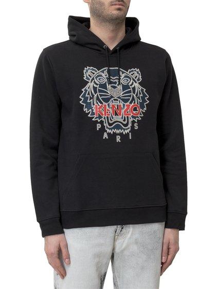 Sweatshirt with Embroidery image