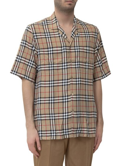 Shirt with Check Motif image